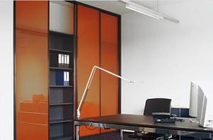 Шкаф-купе для офиса